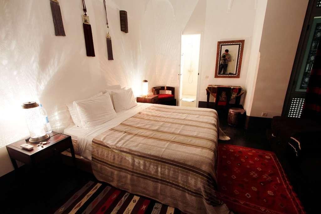 Habitación del Riad Dar Nakous en Marrakech
