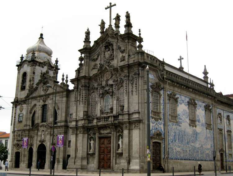 Igreja do Carmo (Oporto)