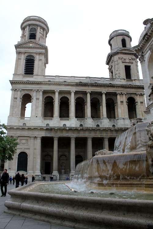 Iglesia del Saint-Sulpice