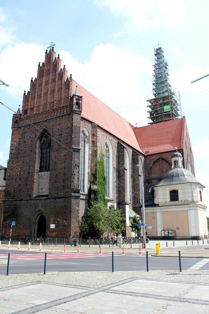 Iglesia de San Adalberto (Wroclaw)