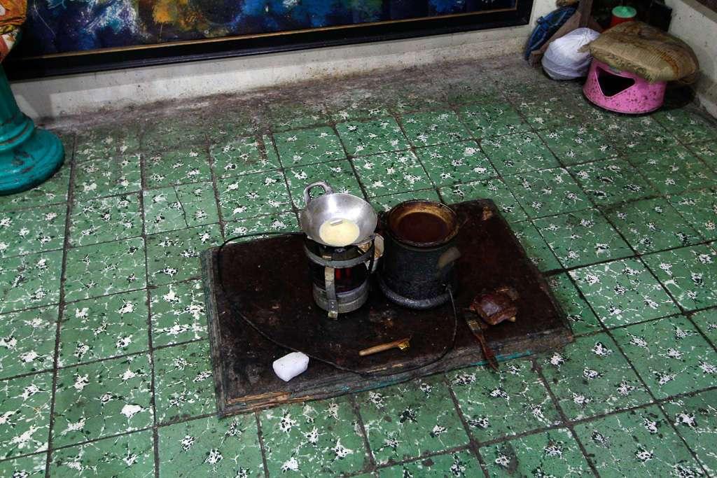 Instrumentos que se utilizan para hacer batik