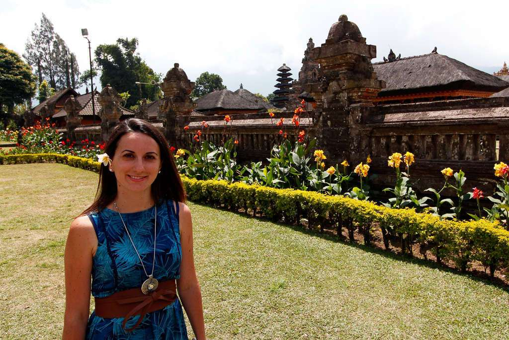 Jardines de Ulun Danu Bratan (Bali)