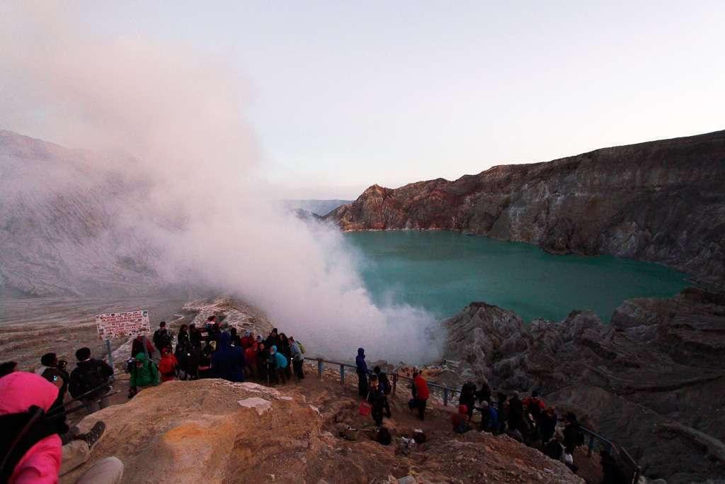 Volcán Ijén