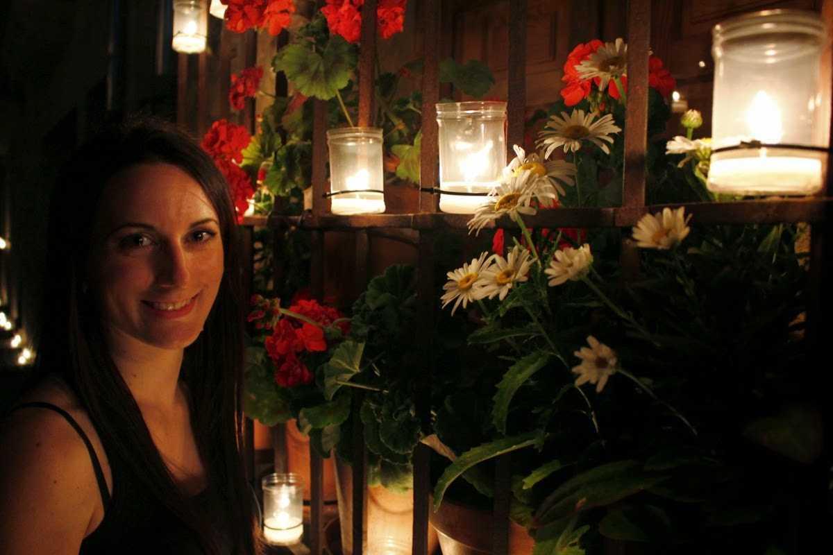 Las velas de Pedraza
