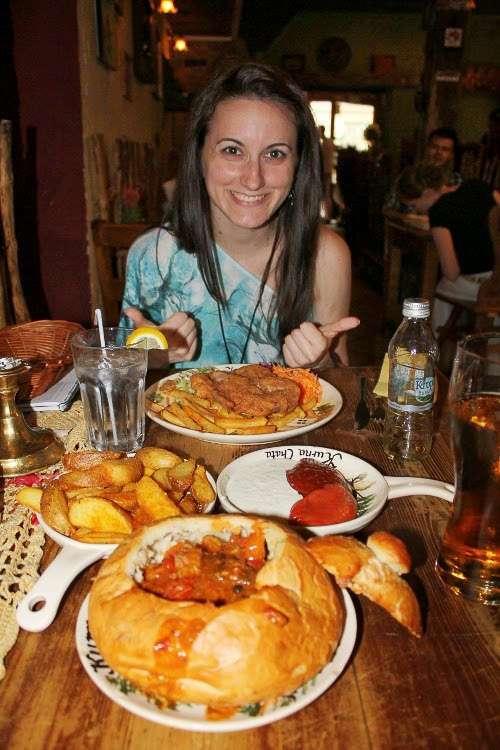 Disfrutando de la gastronomía polaca en Wroclaw