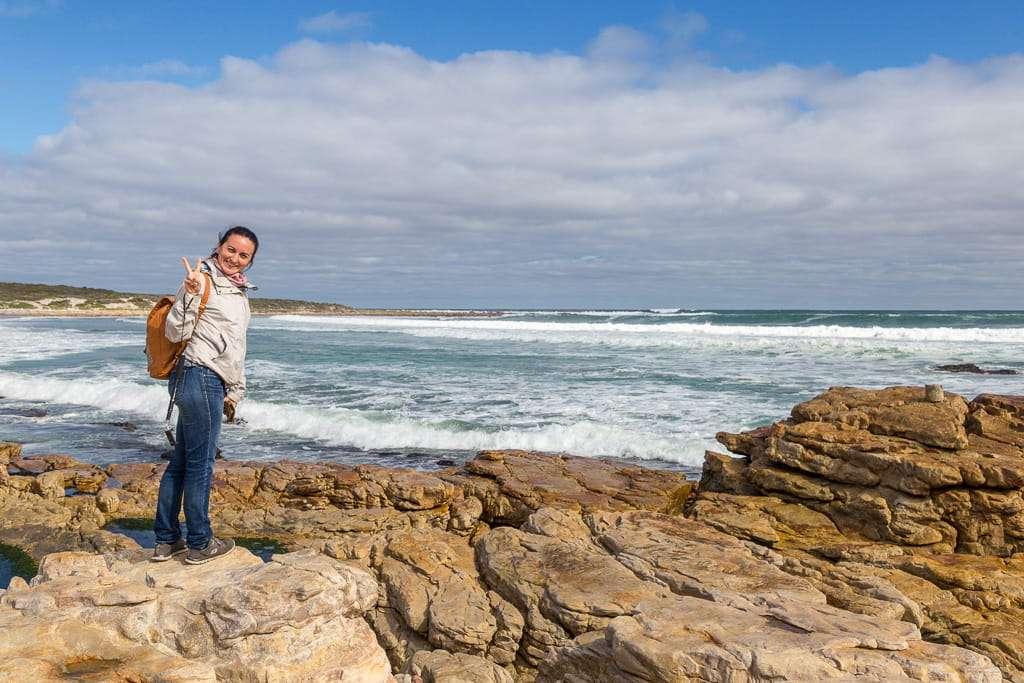 Scarborough Beach, Península del Cabo, Sudáfrica