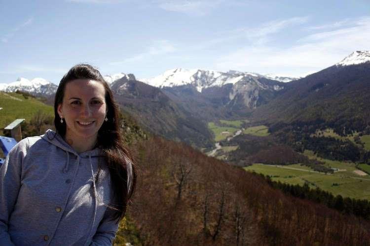 El valle del Roncal (Los Pirineos)