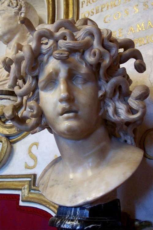 Medusa (Museos Capitolinos)