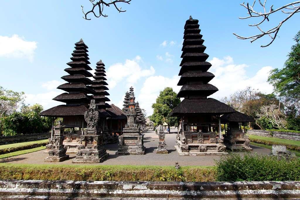 Merus de Taman Ayun (Bali)