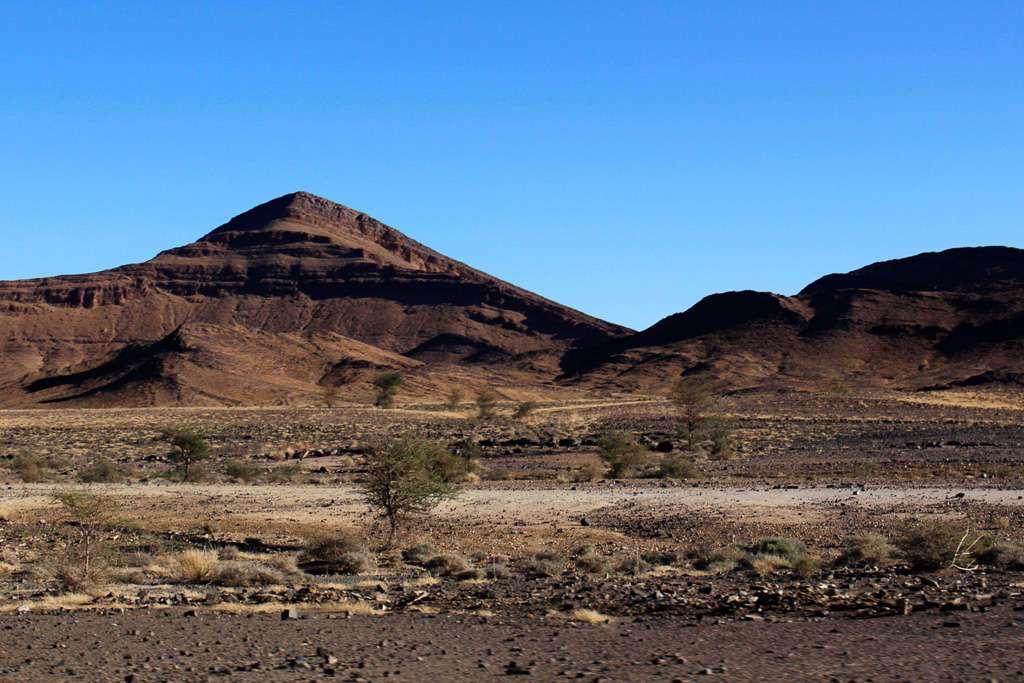 Montañas del sur de Marruecos