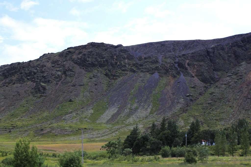 Montañas del Círculo Dorado de Islandia