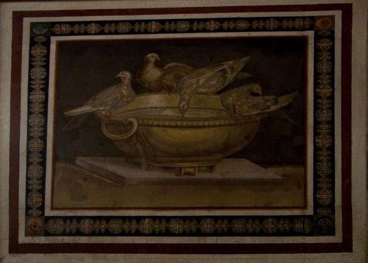 Mosaico del Palazzo Nuovo (Museos Capitolinos)