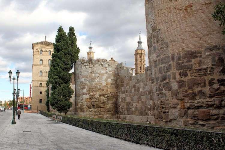 Muralla de Cesaraugusta (Zaragoza)