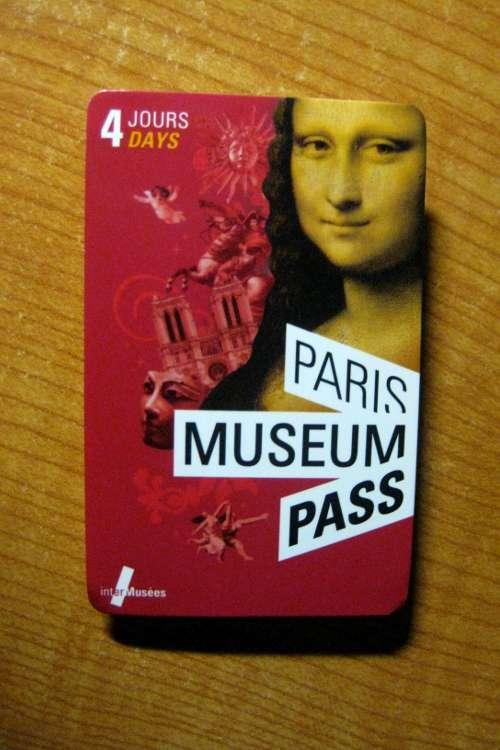 París Museum Pass