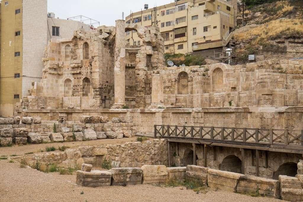 Ninfeo de Amman