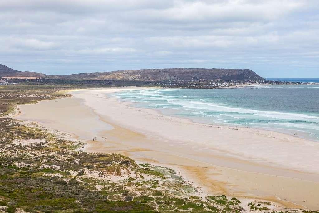 Noordhoek Beach, Península del Cabo, Sudáfrica