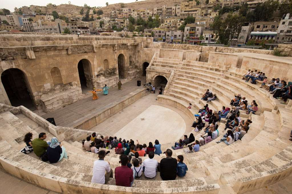 Odeón de Amman