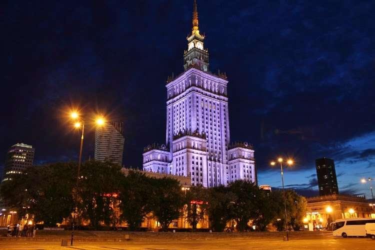 Palacio de la Cultura y la Ciencia (Varsovia)