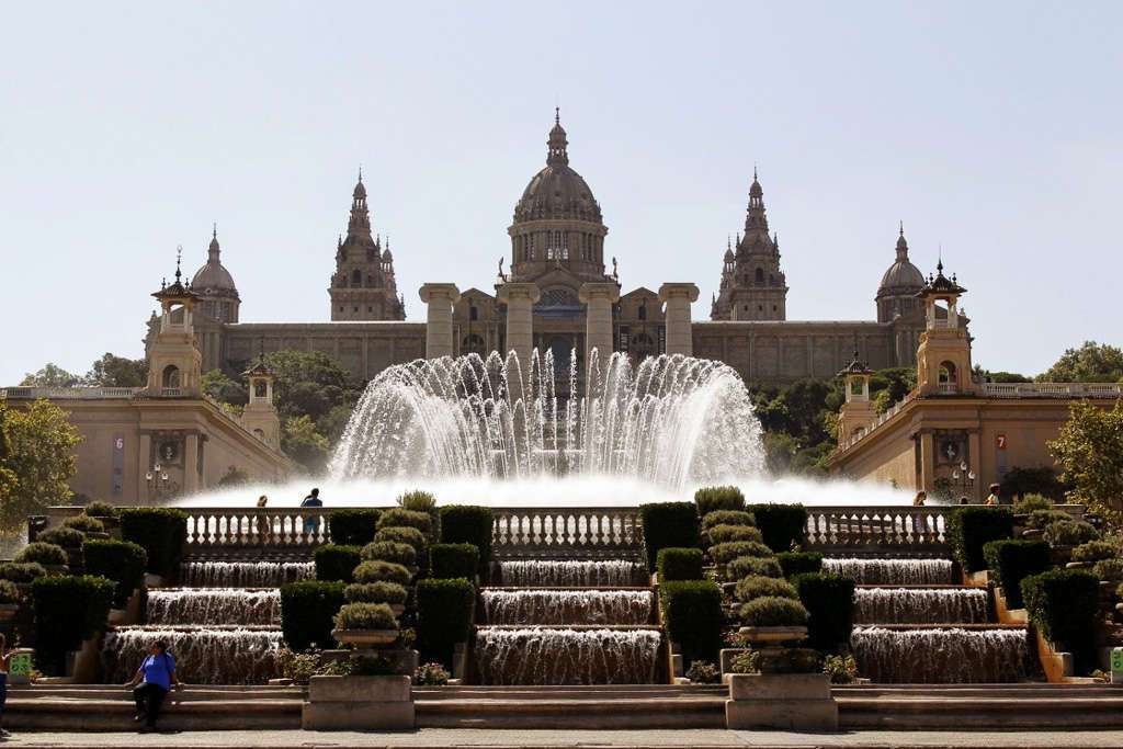 Palacio Nacional de Montjuic (Barcelona)