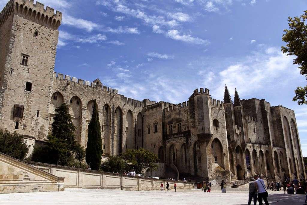 El Palacio de los Papas (Avignon)