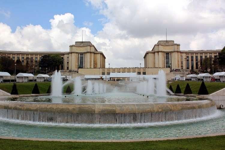 Palacio de Trocadero
