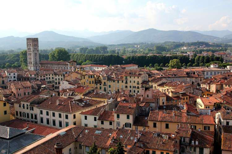 Panorámica (Lucca)