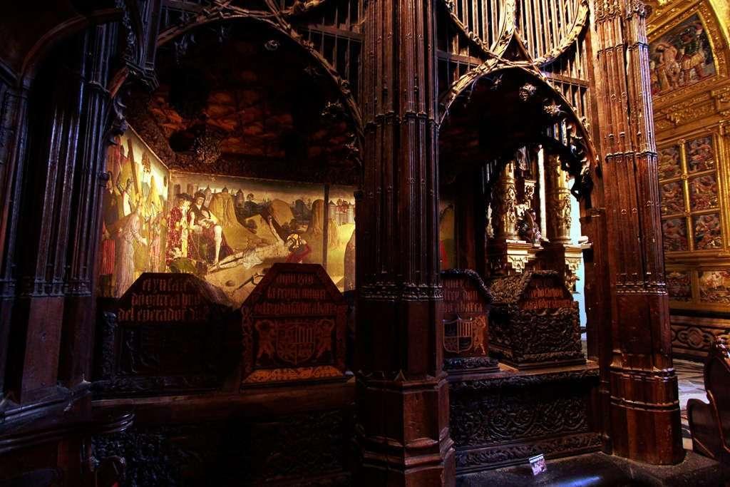 Panteones Real y Condal de Monasterio de San Salvador de Oña