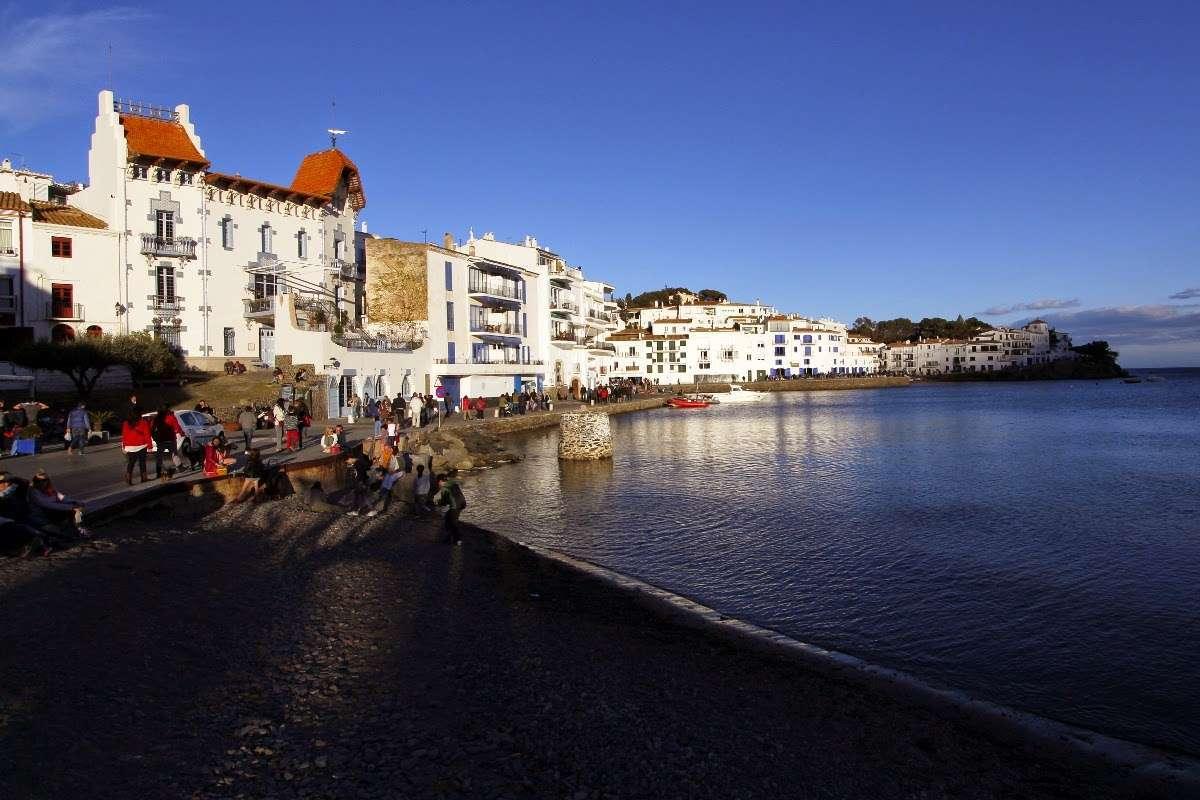 Paseo marítimo de Cadaqués