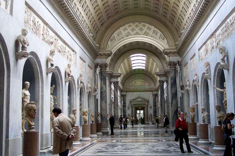 Pasillo (Museos Vaticanos)