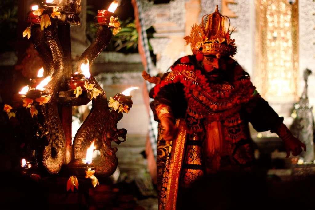 Uno de los personajes del Ramayana