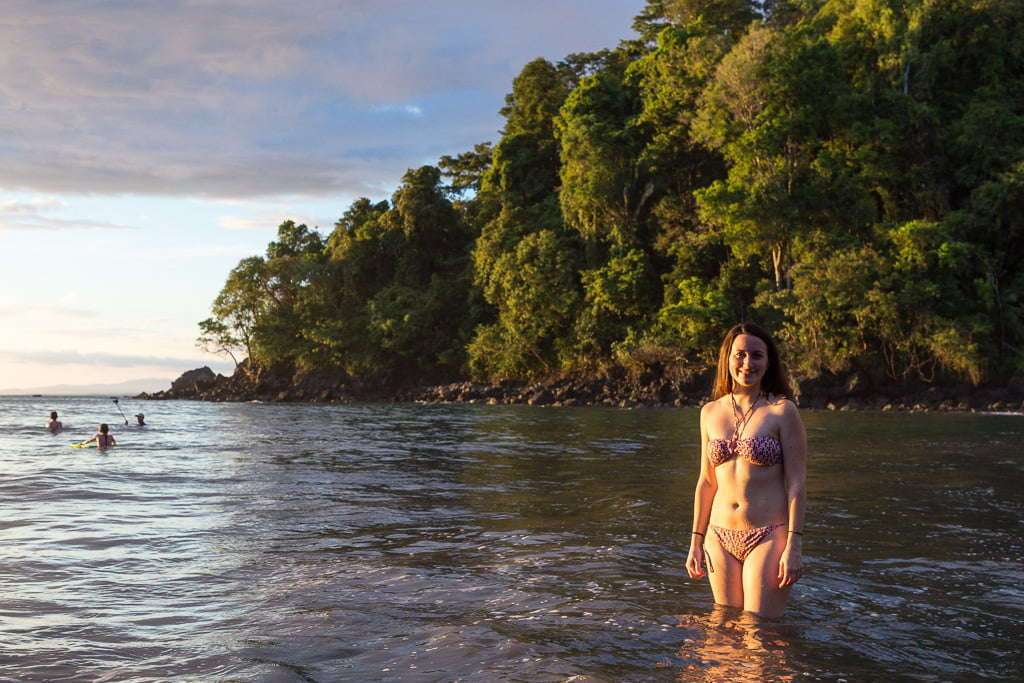 Playa Tulemar en Costa Rica
