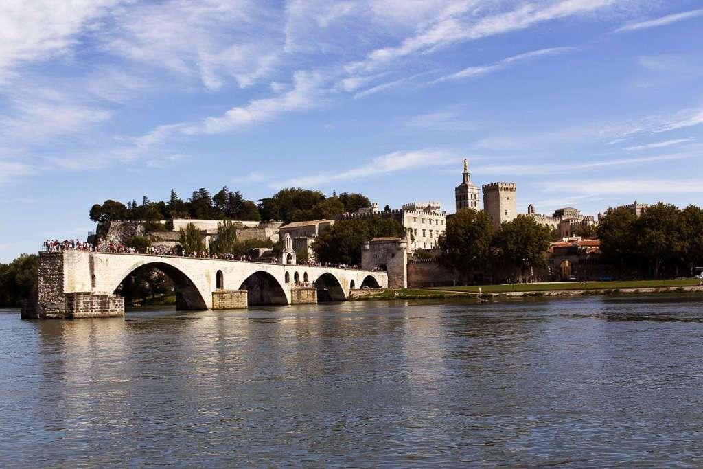 El puente Avignon (Le Pont St Bénezet)