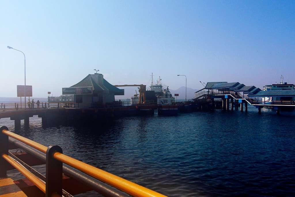 El puerto de Ketapang