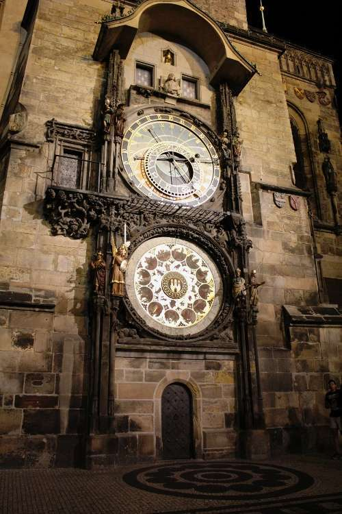 Reloj Astronómic