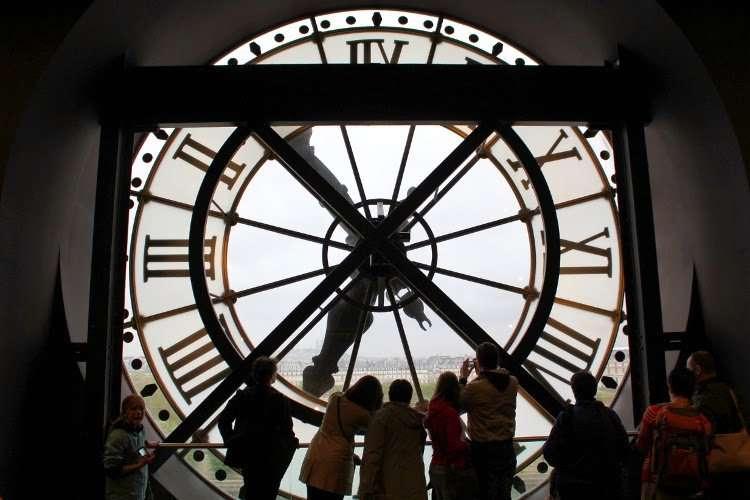 Reloj del Museo d'Orsay