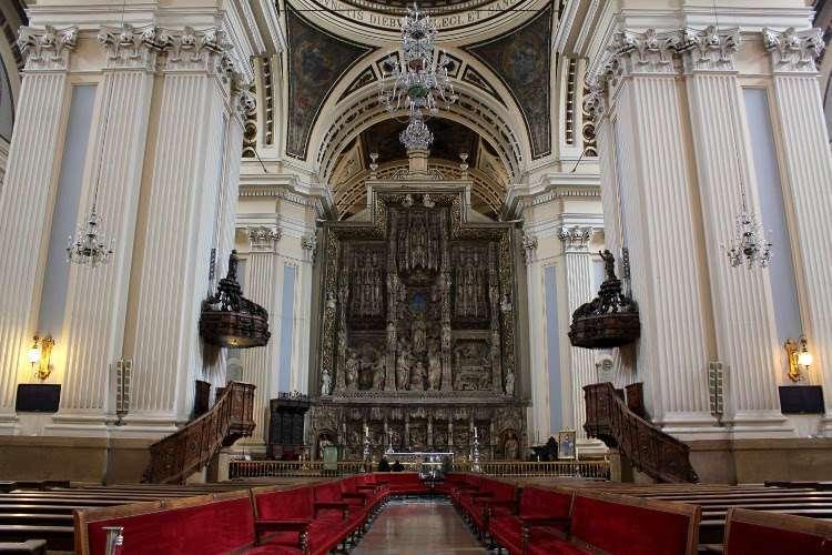 Retablo de la Asunción de la Basílica del Pilar de Zaragoza