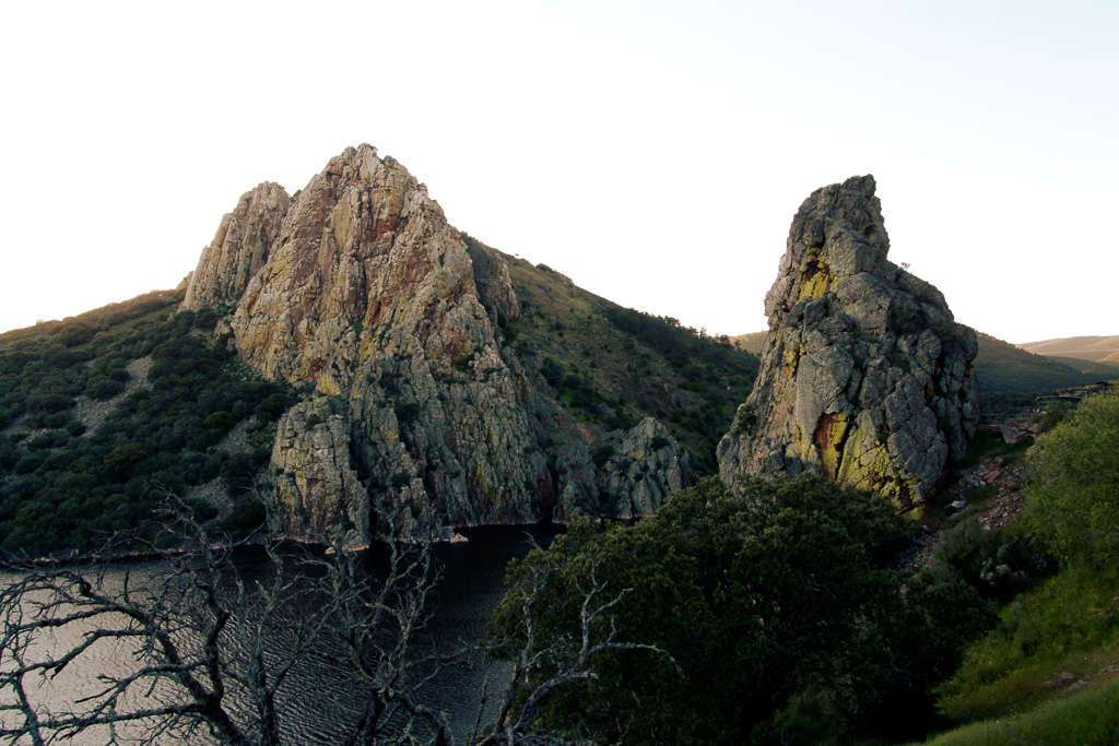 Salto del gitano en Monfragüe, Extremadura