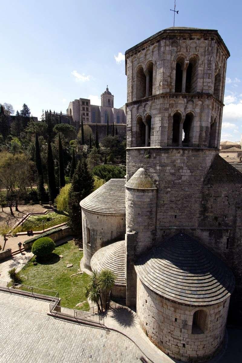 Sant Pere de Galligants (Girona)