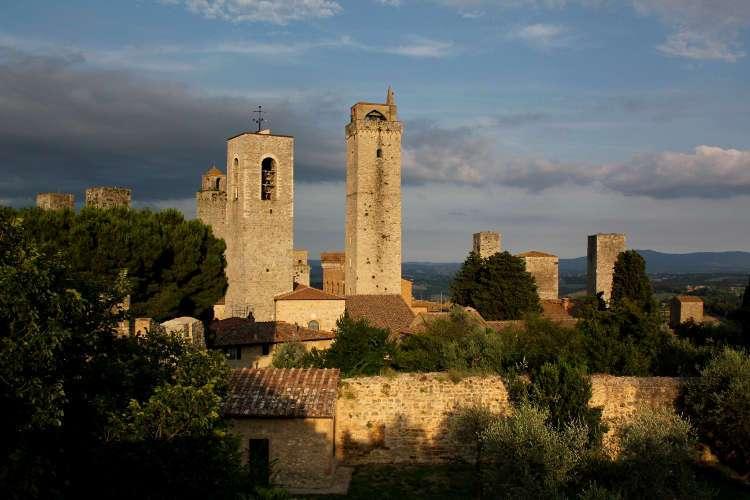 Skyline (San Gimignano)