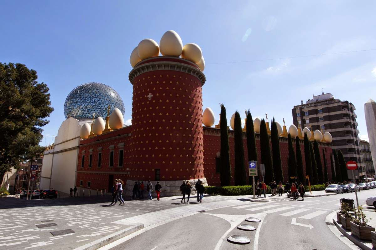 Teatro-Museo Dalí (Figueras)