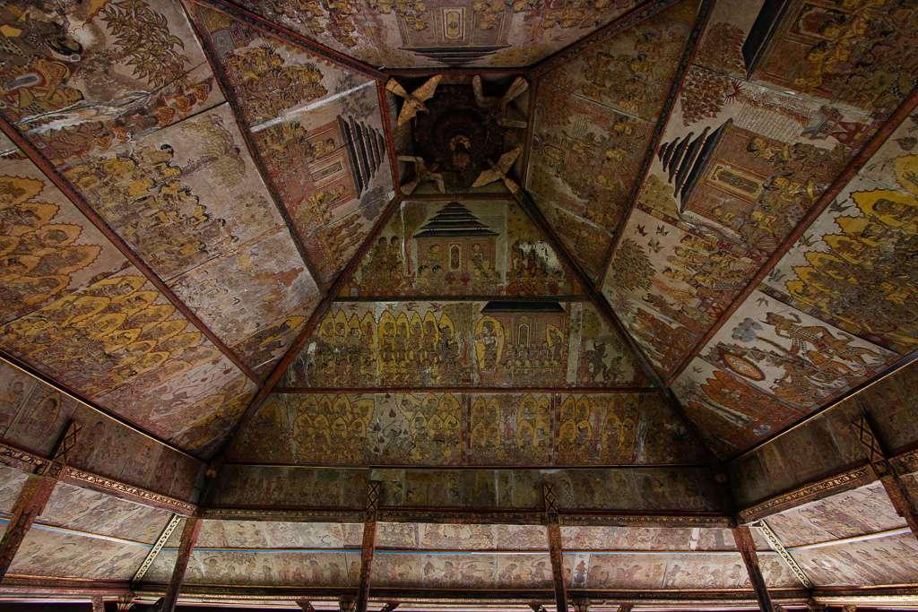 techos de Taman Gili