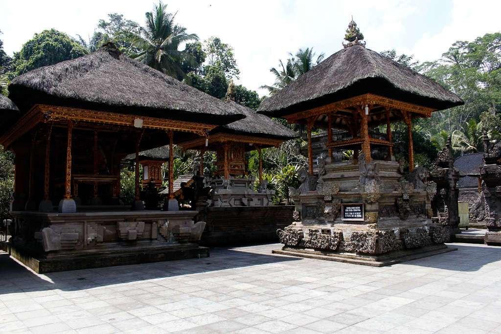 Templos en Tirta Empul