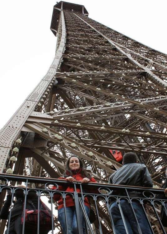 Tercer piso de la Torre Eiffel