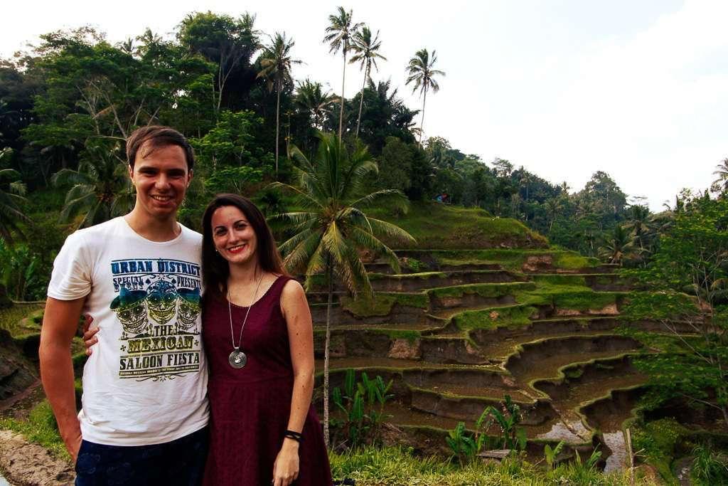 Arrozales de tegalalang (Bali)