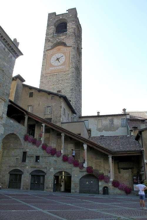 Torre Cívica (El Campanón) en Bergamo