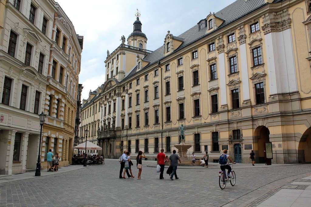 Universidad de Wroclaw