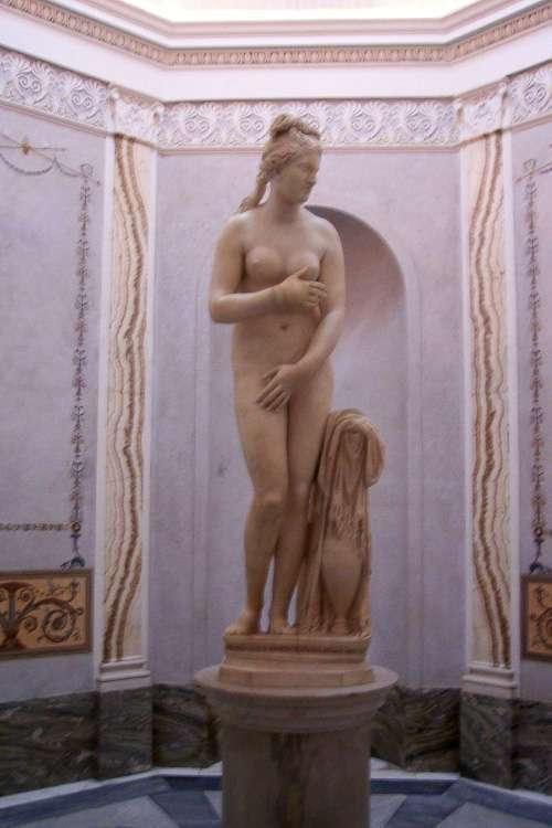 Venus capitolina (Museos Capitolinos)