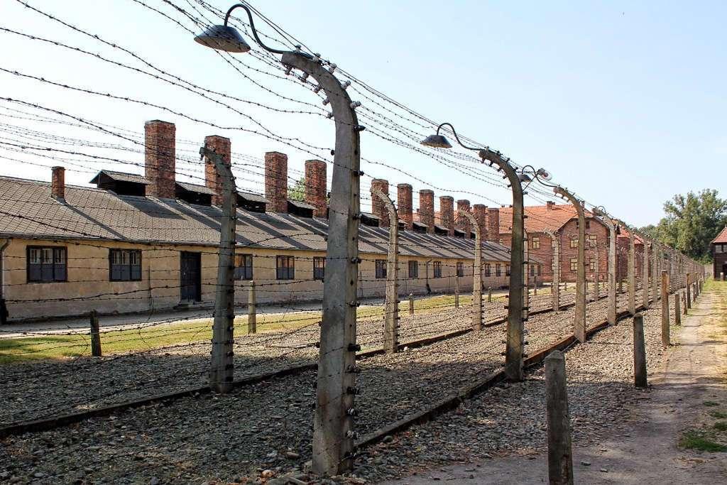 Verjas de Auschwitz I
