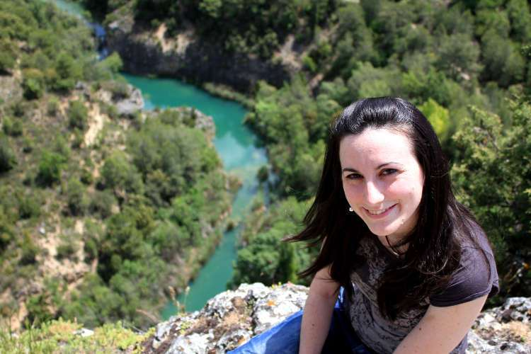 Vistas desde la Ventana del Diablo (Cuenca)