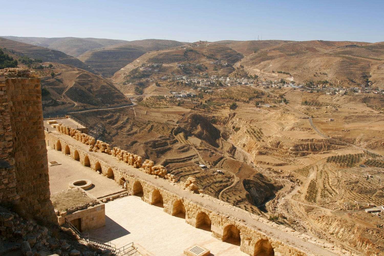 Castillo de Al-Karak